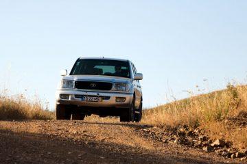 Jeep Safari in Silves