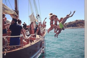 Pirate Boat Trip in Albufeira