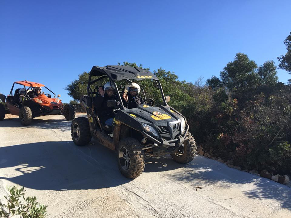 Algarve Off-Road Driving Tour