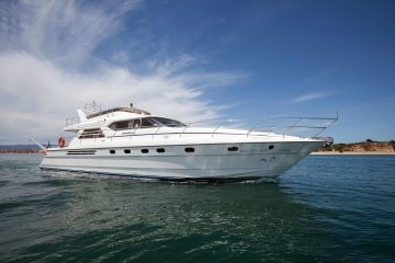 Yacht for Hire in Algarve